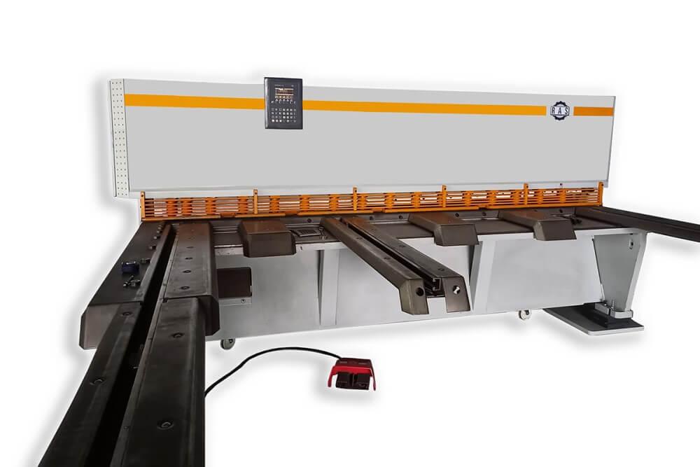 CNC Maschine Blechbearbeitung