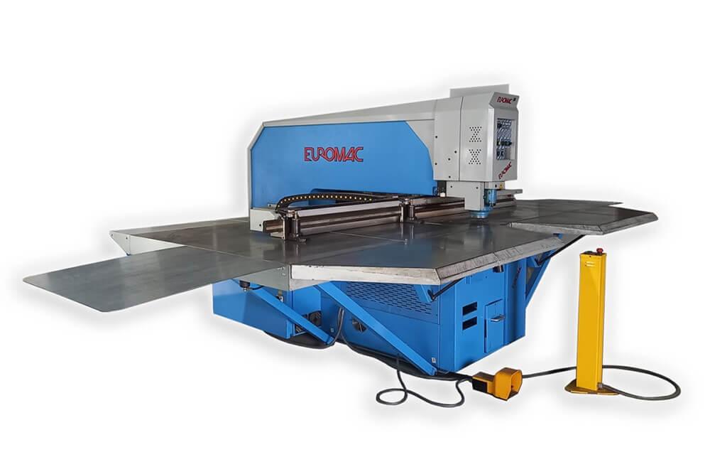 Stanz Nibbel Maschine Blechbearbeitung