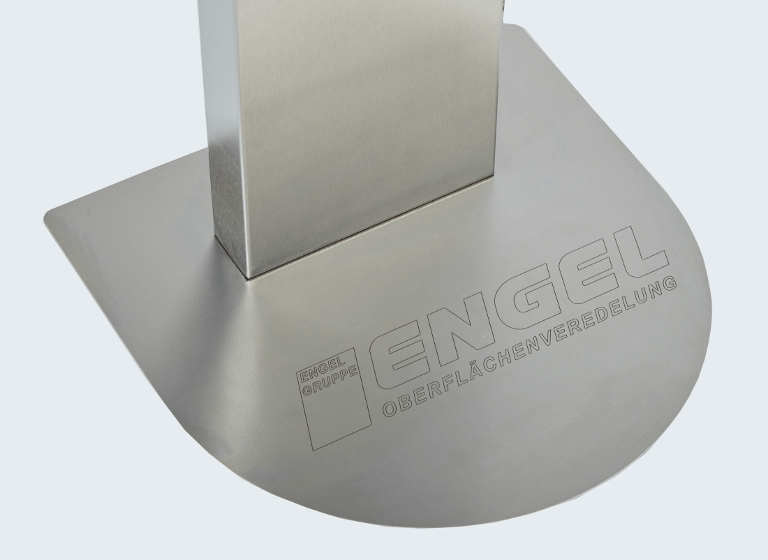 Desinfektionsspender Metall